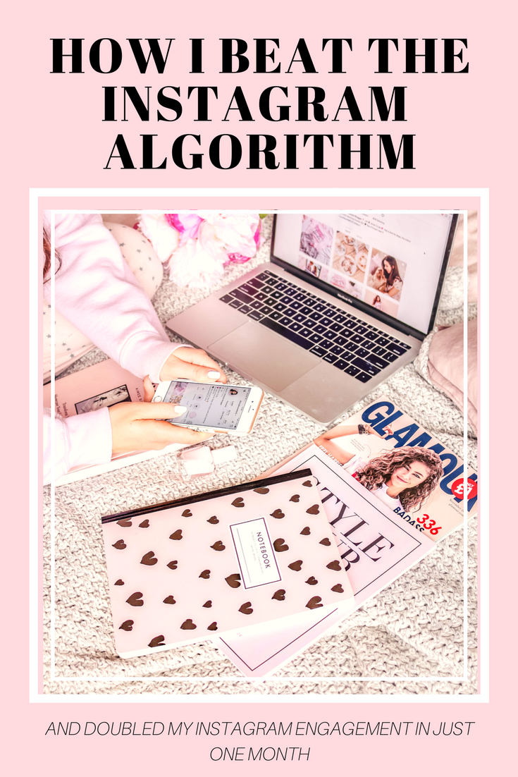 How To Get More Engagement On Your Instagram Photos & Beat The Algorithm, how to get more followers on Instagram, how to improve your instagram, how to grow your instagram, the instagram algorithm, dizzybrunette3, helene in between, instagram for success, full time blogger, how to get more likes, Instagram,