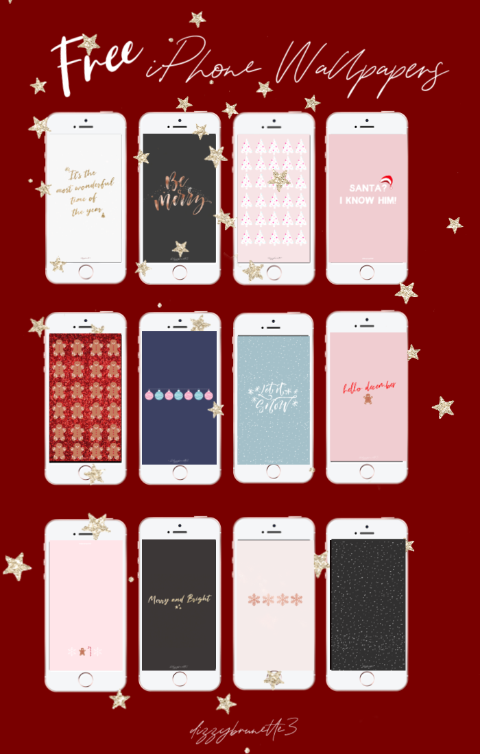 free iphone wallpapers christmas