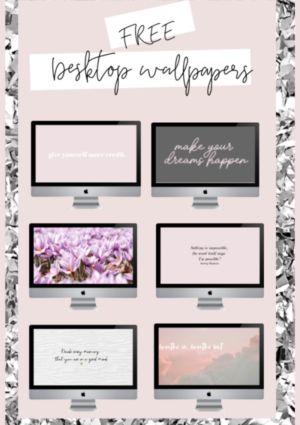 Free Desktop Wallpapers – March Edition