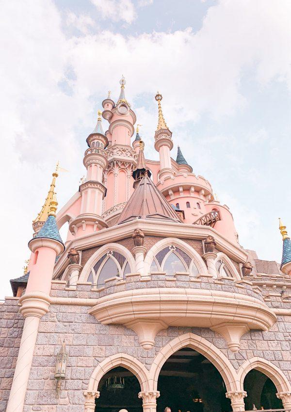 Travel Diary : Our Trip To Disneyland Paris