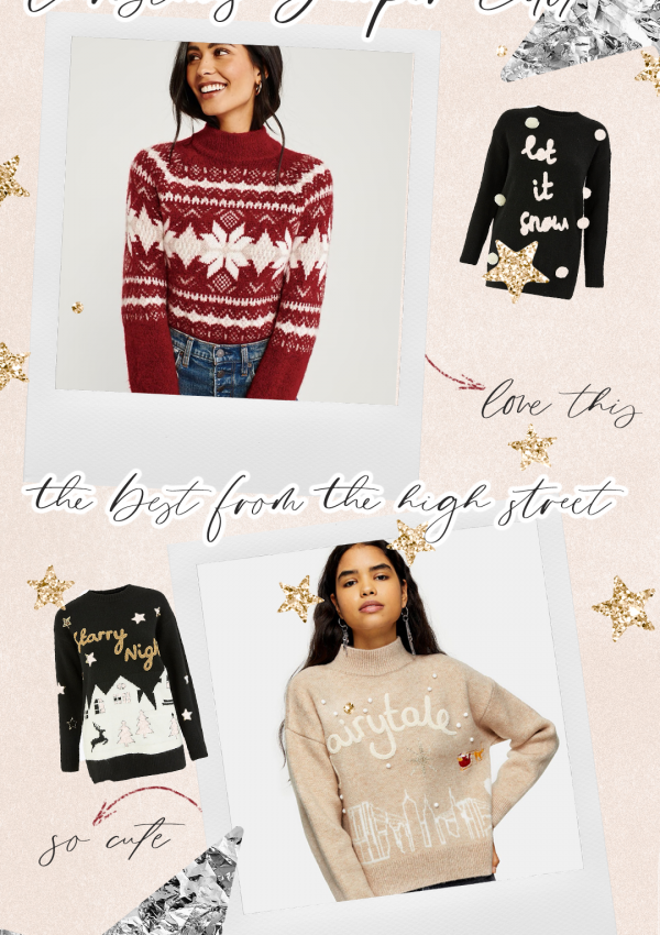 The Best 2019 Christmas Jumpers
