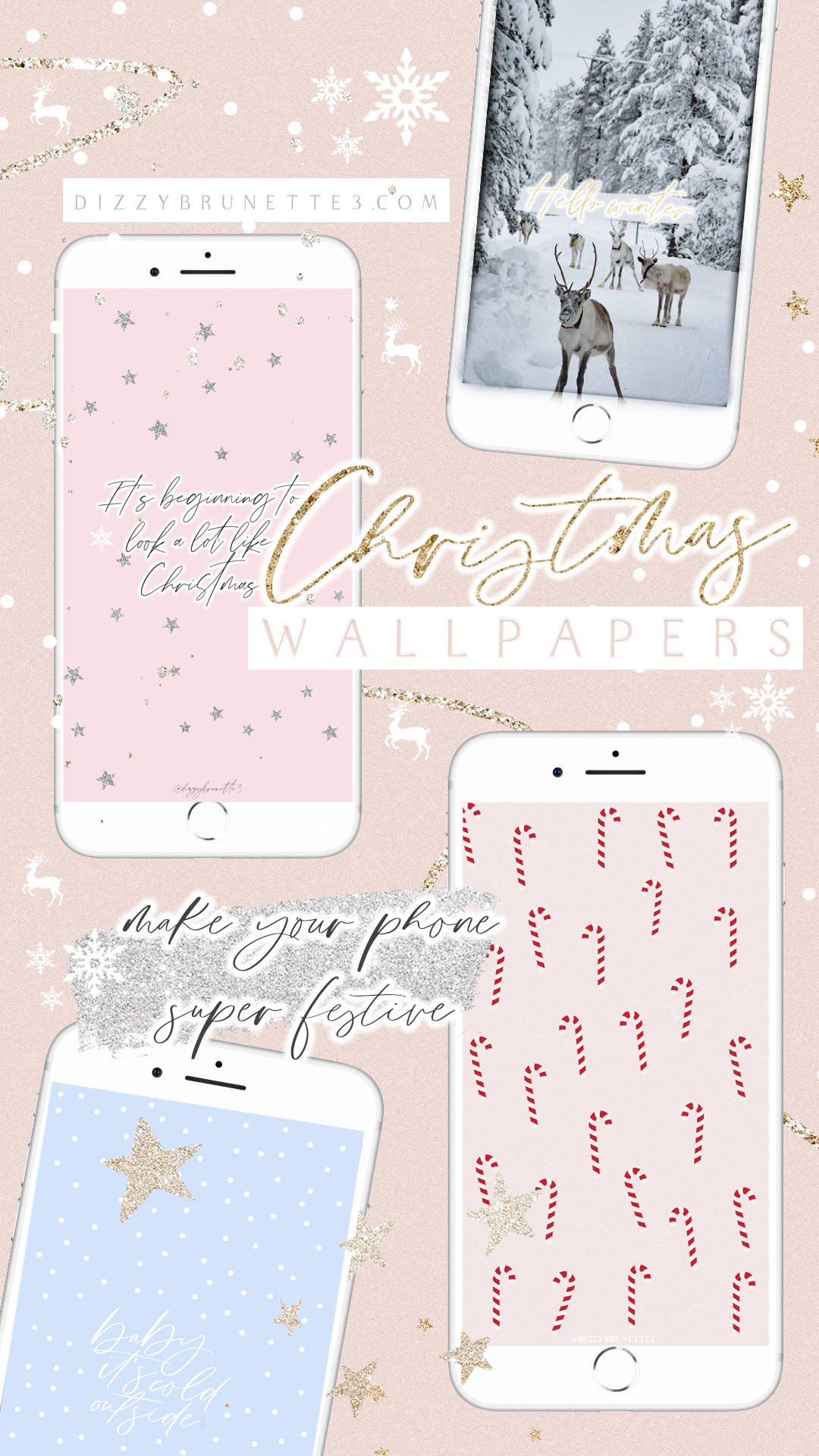 free christmas wallpapers, christmas phone wallpapers, phone wallpapers, dizzybrunette3 wallpapers