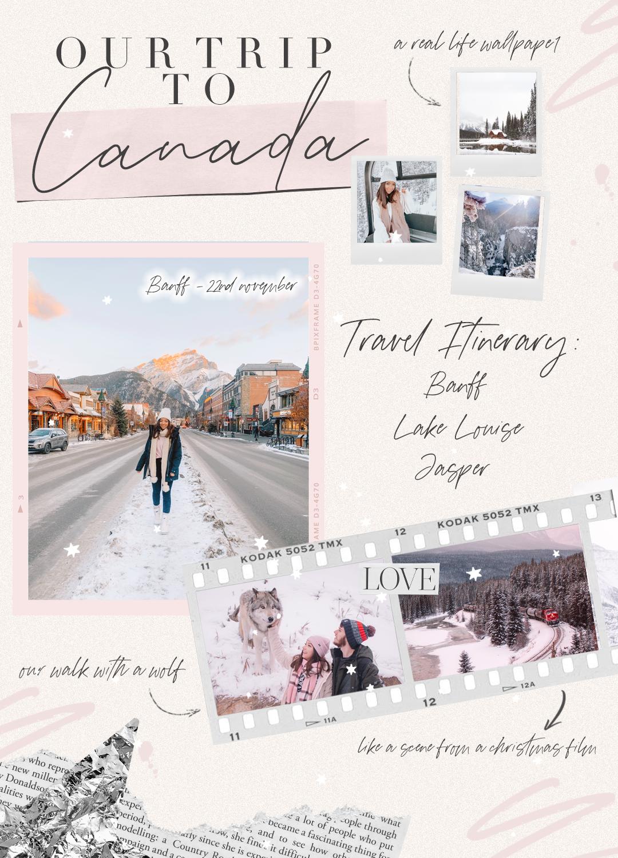Canada road trip,
