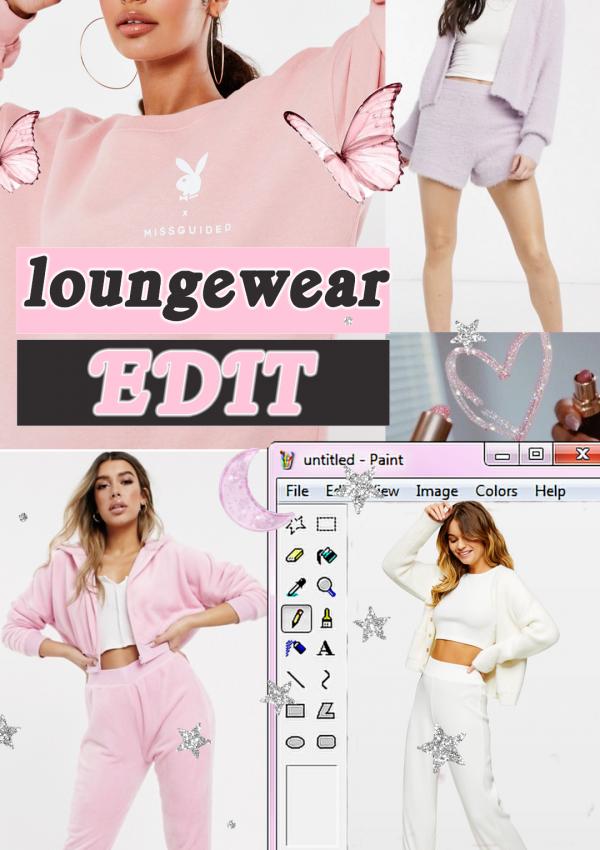 lounge wear edit