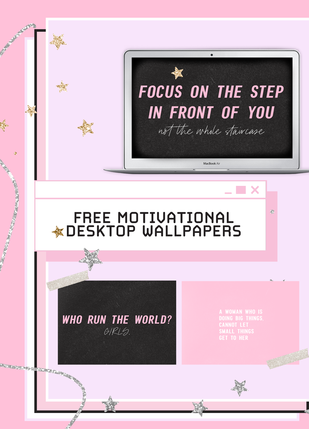 free motivational desktop wallpapers