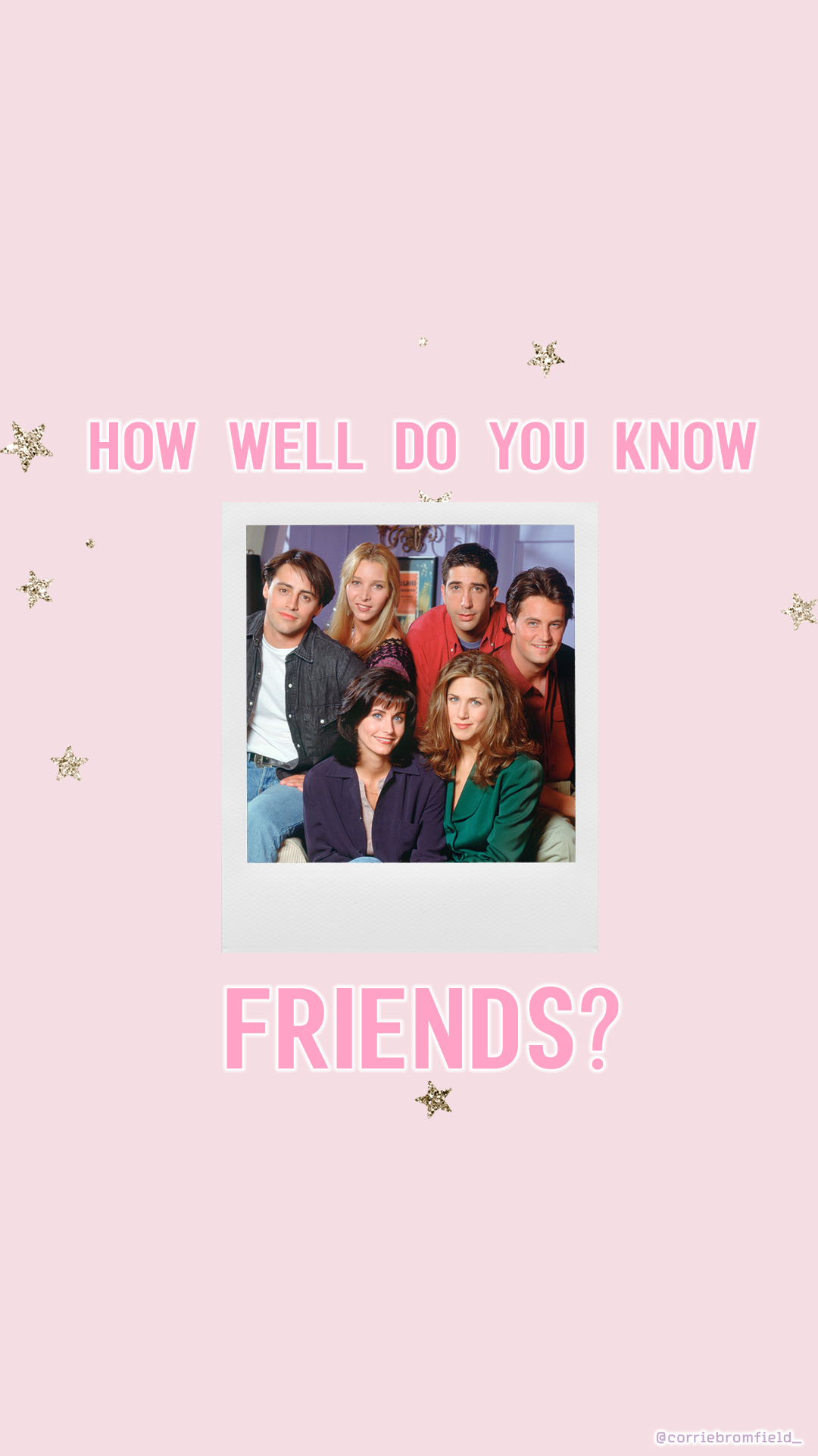 friends quiz, how well do you know friends