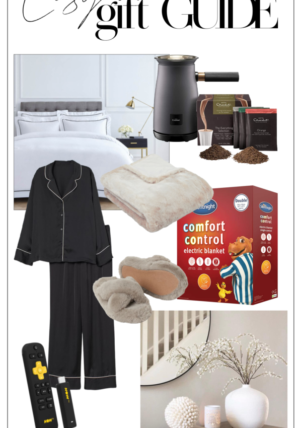 A Cosy Gift Guide