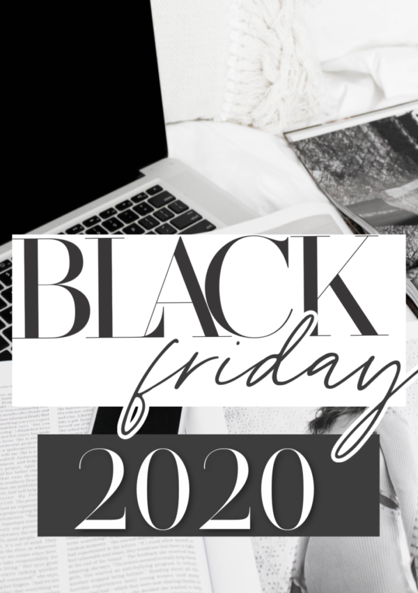 Black Friday 2020 – All The Best Discounts