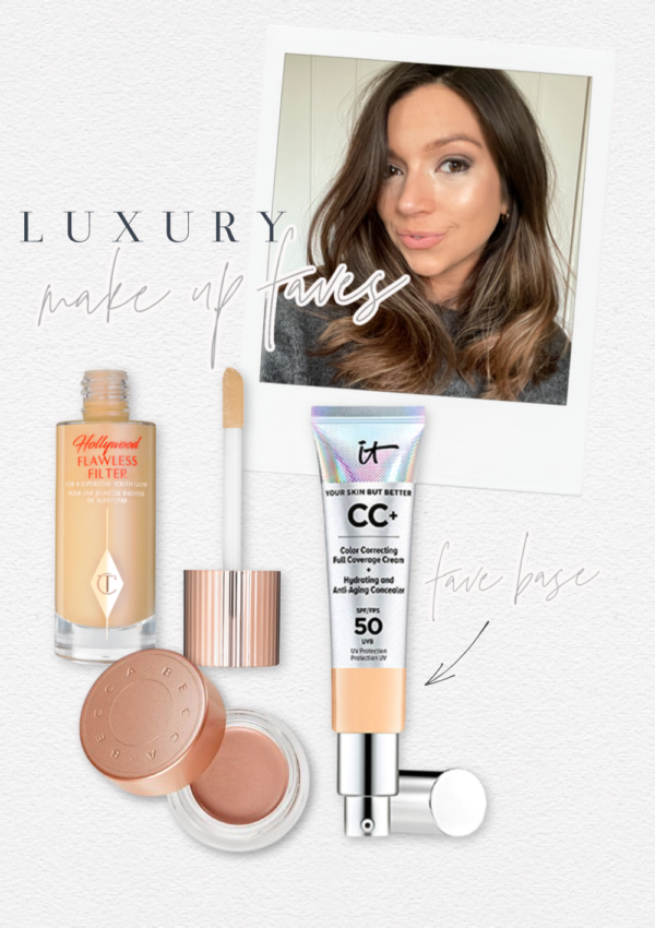 Current Favourite Luxury Make Up Products