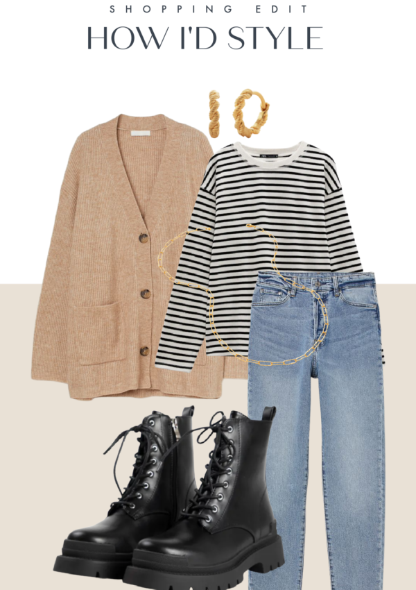 Autumn / Winter Outfit Planning