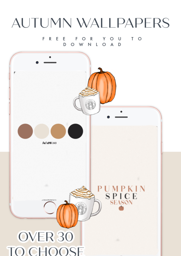 Free Autumn Wallpapers For You To Download (+ new ones for 2021!)